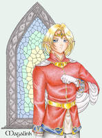 The Prince of the Elves by MrsMagalink