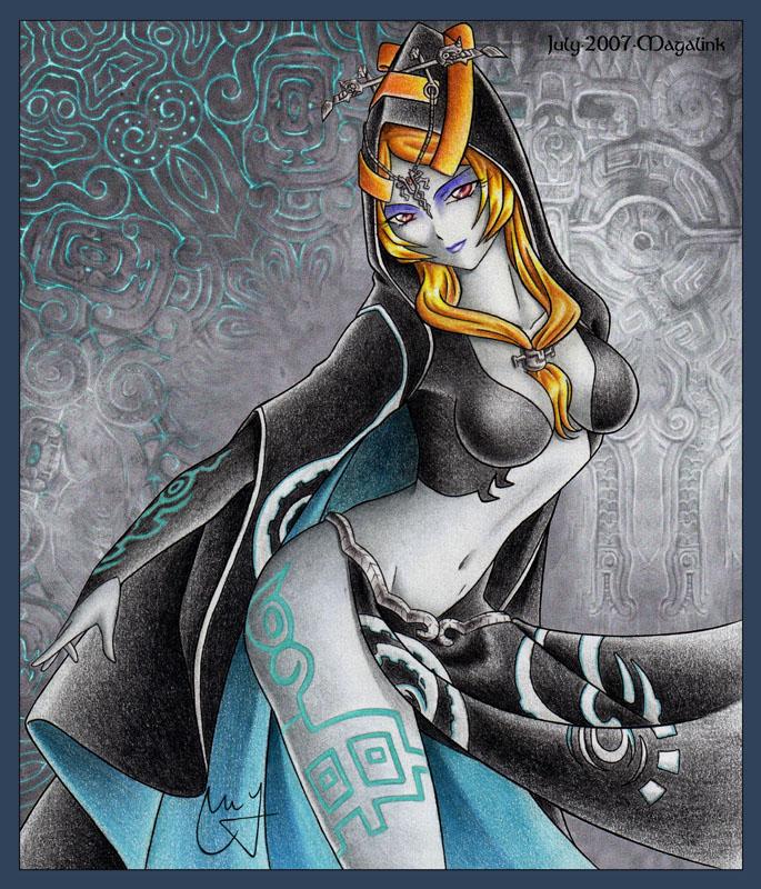 The Twilight Princess by Maga-Link