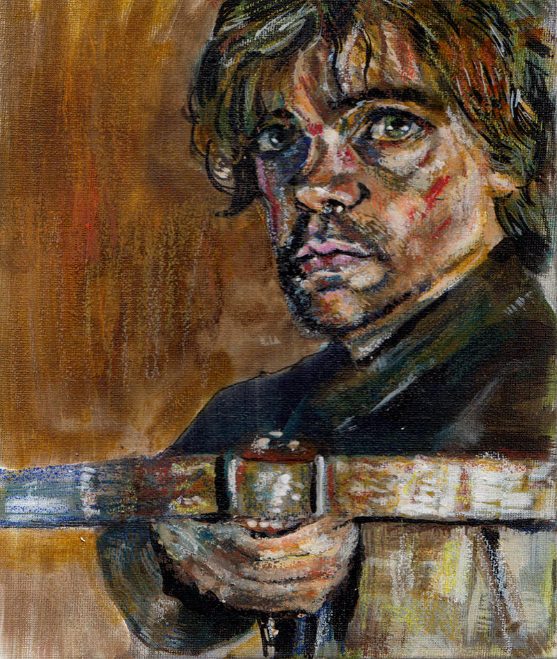 Tyrion by GregoryStephenson