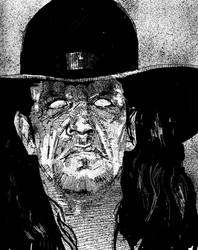 The Undertaker by GregoryStephenson
