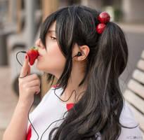 Azusa Nakano (Listen) by FaytheCosplay