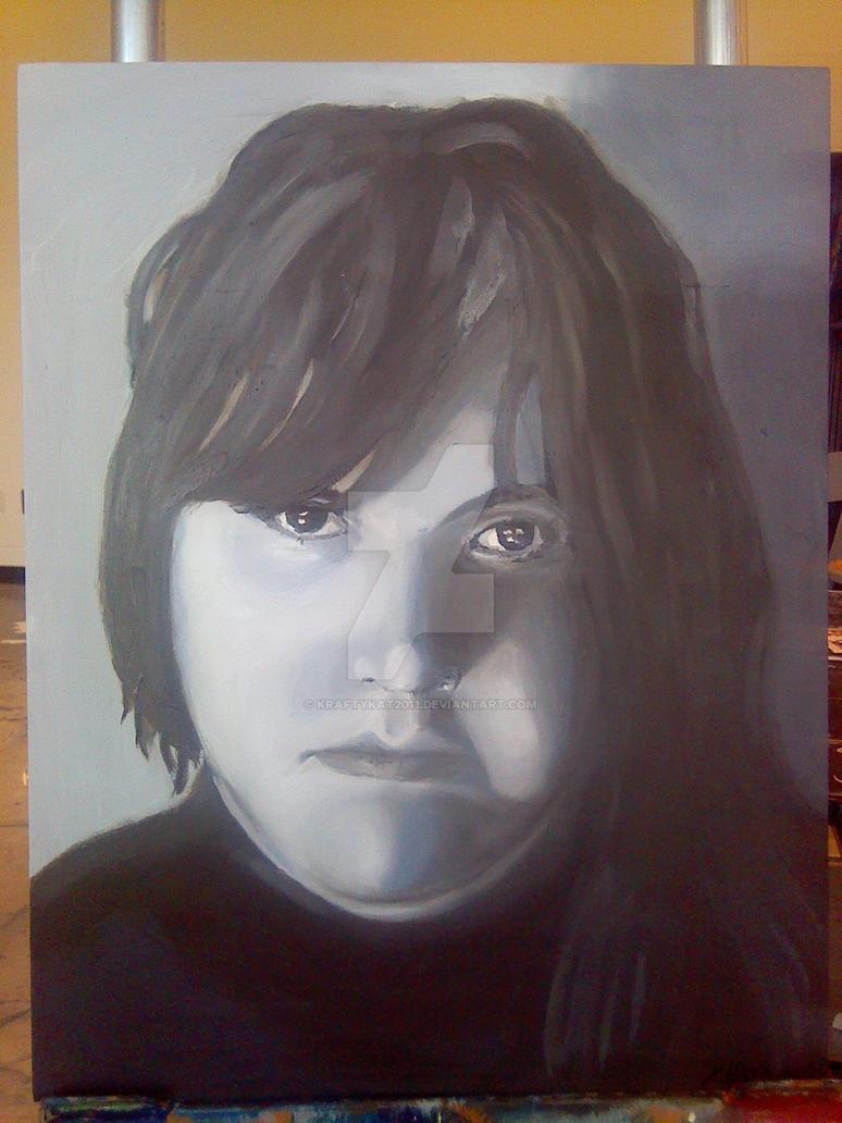 Dutch 7-Layer (2nd Dead Layer) - Self-Portrait by VincentValentineGirl