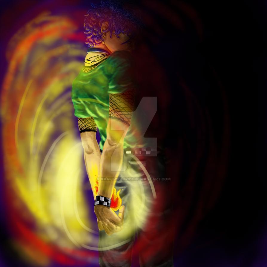 Sorcerer's Apprentice by VincentValentineGirl