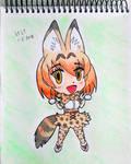Kemono Friends Serval