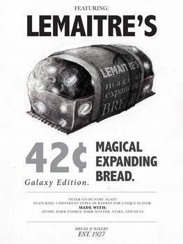 Lemaitre's Magical Bread