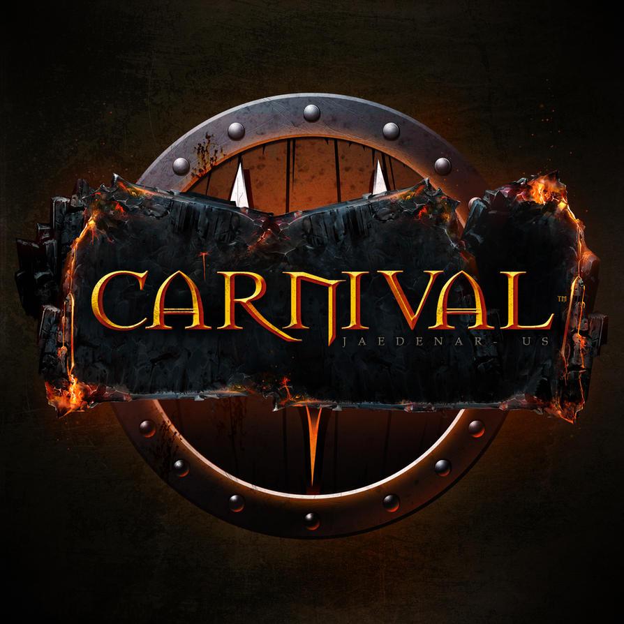 Carnival Logo by PaulWhipps on DeviantArt