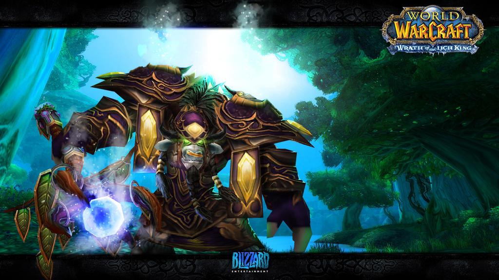 Tier 7 - Druid by PaulWhipps