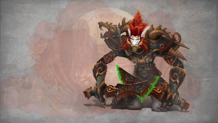 WoW - Troll Rogue Challenge Mode Gear by PaulWhipps