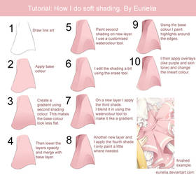Soft Shading Tutorial by Annabel-m