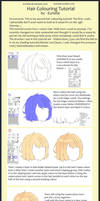 Hair Colouring Tutorial ~SAI~