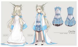 COM - Character sheet/design - Acerailgun