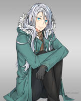 Young Victor by Annabel-m