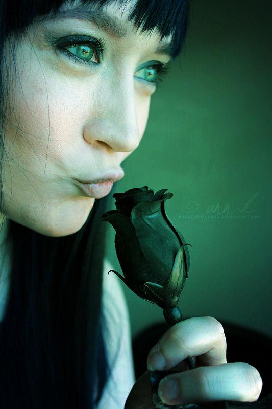 Kisses! by magic-spelldust