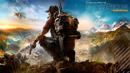 Tom Clancy's Ghost Recon Wildlands by blackbeast