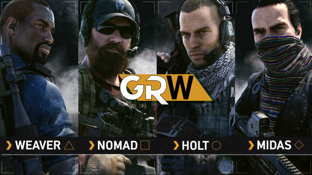 Ghost Recon Wildlands Team