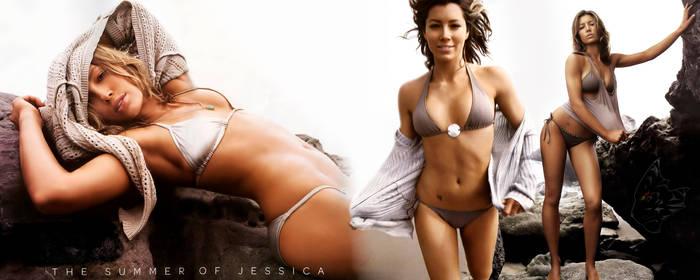 The Summer of Jessica Biel