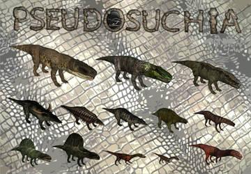 Pseudosuchia: Triassic (Part 1)
