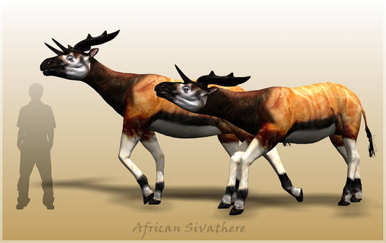 African Sivathere