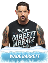 Wade Barrett by IAmDashing12