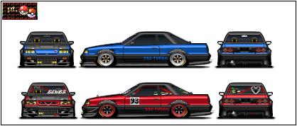 Nissan Skyline R31 by Kevintc