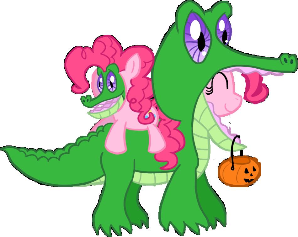 MLP Halloween - Pinkie Pie by Atlur