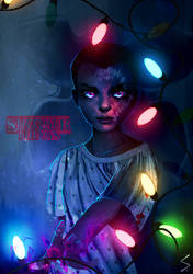 Stranger Things - Welcome Back by xX-Lone-Wolf-Xx