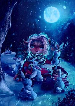 Sacred Bunny Treasure