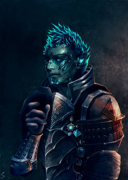 GW2 Commission - Veteran of the Mists
