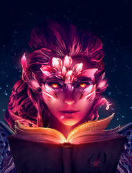 GW2 Commission - Knowledge is power