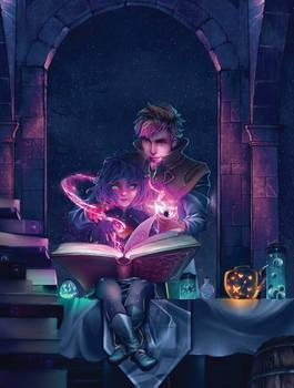 Learning Magic, a Treasured Memory