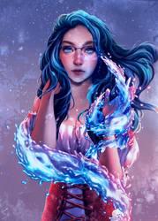 GW2 Commission - Melissa