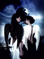 Angelic Perplexity by CassielsSprite