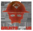 Grunts R Us Logo by CassielsSprite