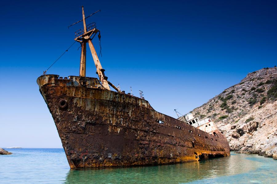 ShipWreck by Jimisoflou