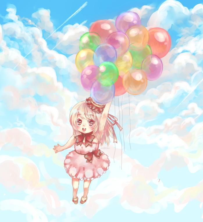 balloooooons by miilktea