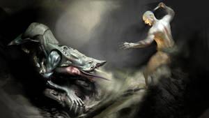 death fight wip