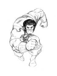 lucius hammer sketch