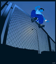 return of thefaceless skater by turn2002