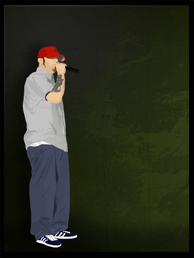 Fred Durst Vector by `turn2002 on deviantART