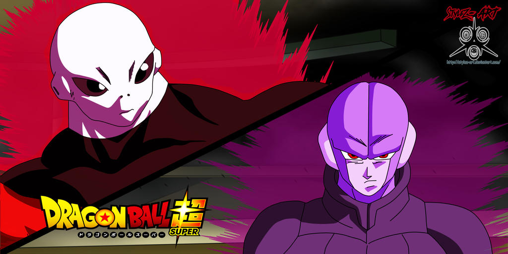 Jiren VS Hit