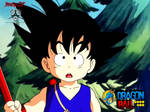 Goku Surprised - Wallpaper by StyleZ-ART