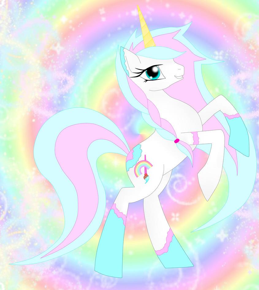 Pastel Rainbow By WinterCosplay