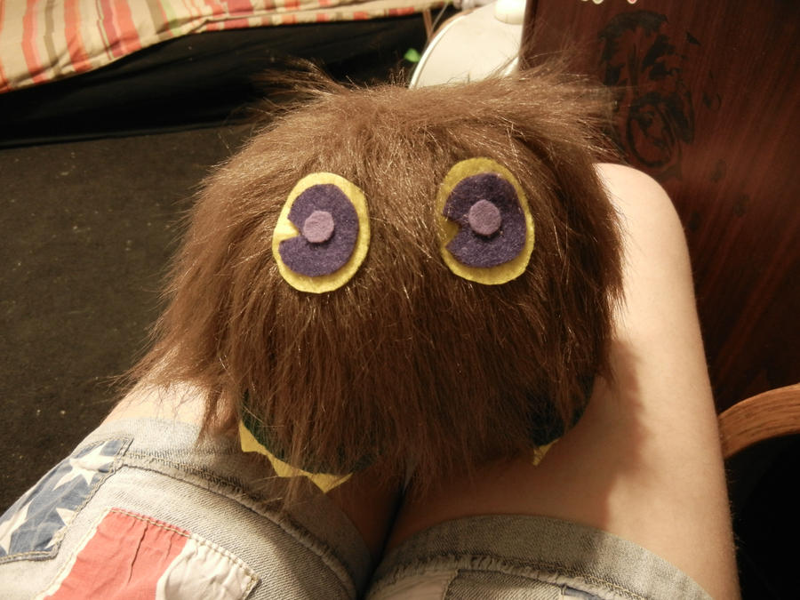 Kuriboh by WinterCosplay