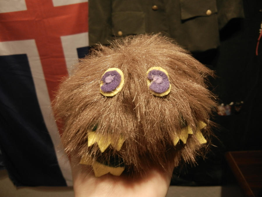 Wittle Kuriboh by WinterCosplay