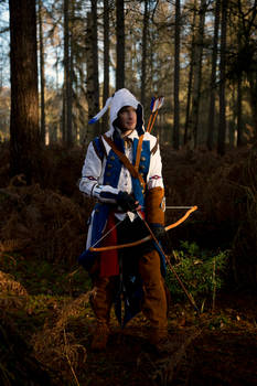 Assassins creed 3 connor - The Hunter
