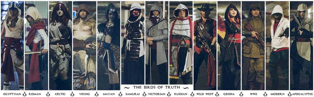 Assassins Creed - The Birds of Truth