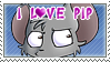 Pippin Stamp by ZombiDJ