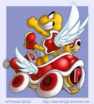 Mario Kart - Para Troopa