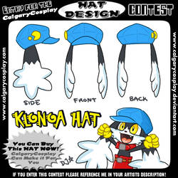 Hat competition entry - KLONOA