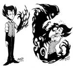 [Don't Starve] Shadow Ego